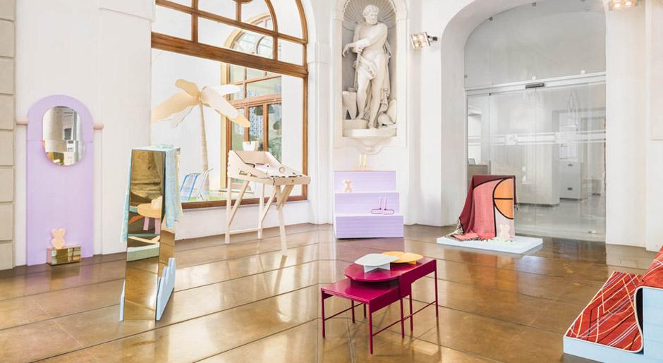 SWISS ❤ DESIGN, Milano fuorisalone 2018, Pro Helvetia (c) Raphaëlle Mueller