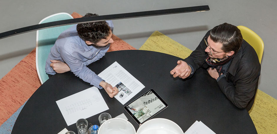 Speedmentoring in collaboration with Teo Jakob © Teo Jakob
