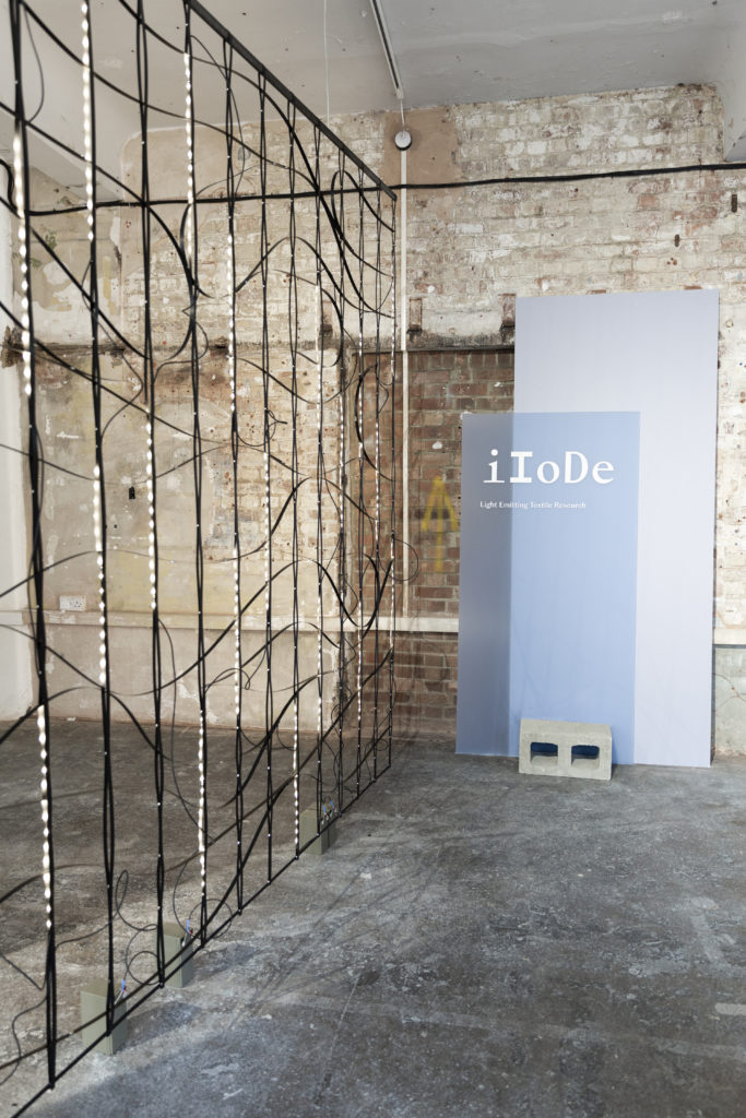 iiode, exhibition Design Switzerland at London designjunction 2018 (c) Teo Zanin