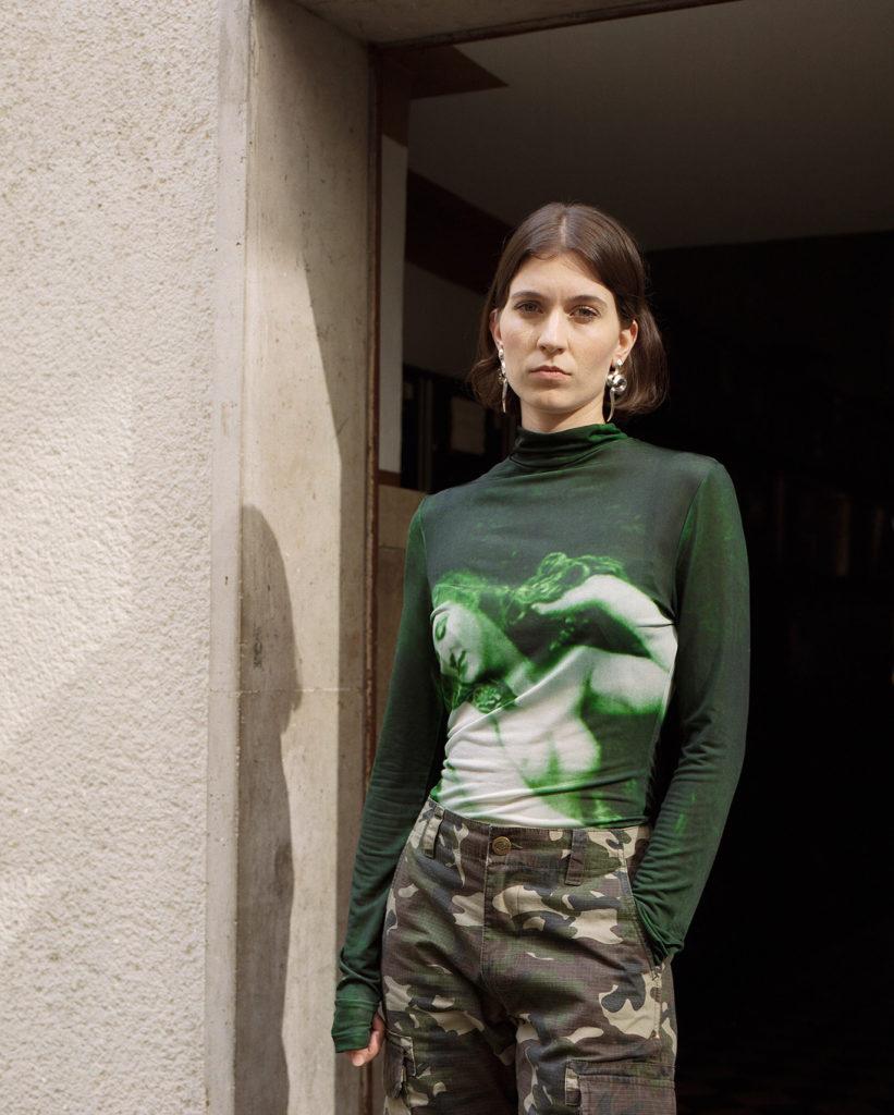 Julia Seemann (portrait) © Clara Renner