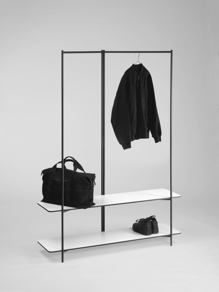 Hyperwardrobe, Hypercollection by Egli Studio & Matthieu Girel