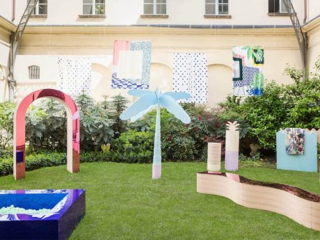 SWISS ❤ DESIGN exhibition at Palazzo Litta (c) Raphaelle Mueller
