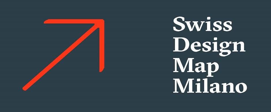Swiss Design Map Milano