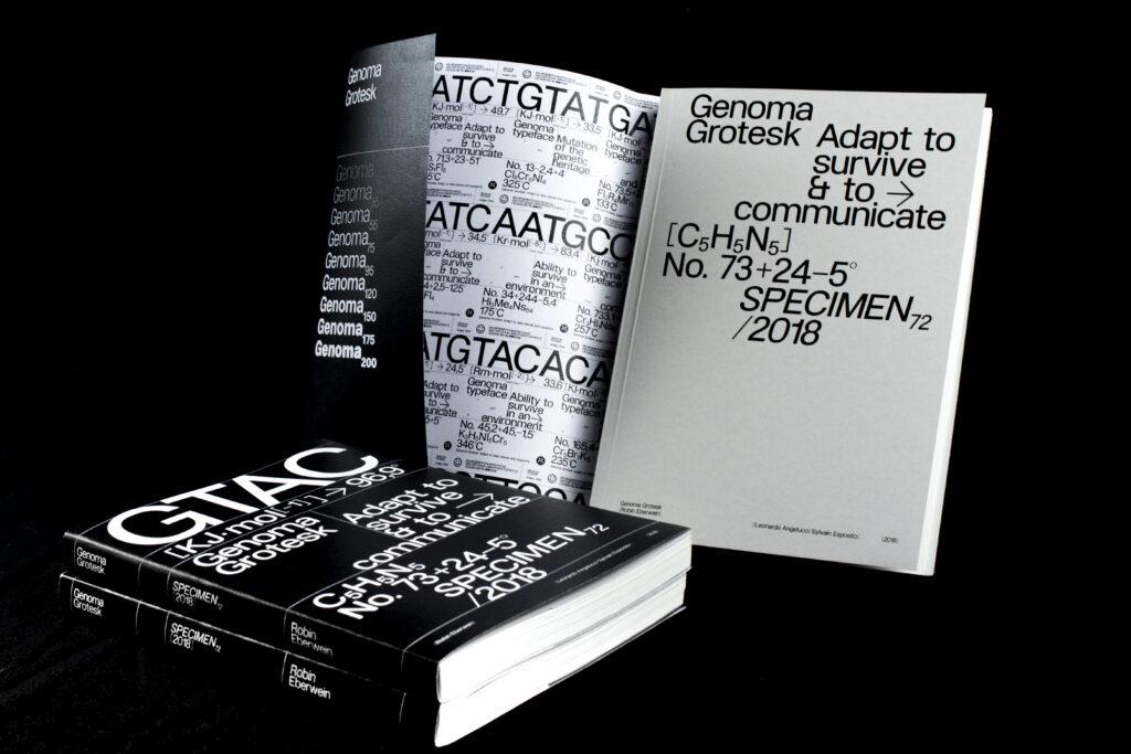 Genoma Grotesk®