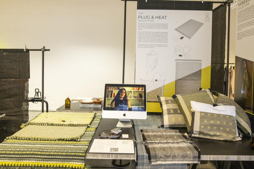 Chhail Khalsa - Anuvad (Copyright VIENNA DESIGN WEEK - Maria Noisternig - Kollektiv Fischka, Vienna Design Week)