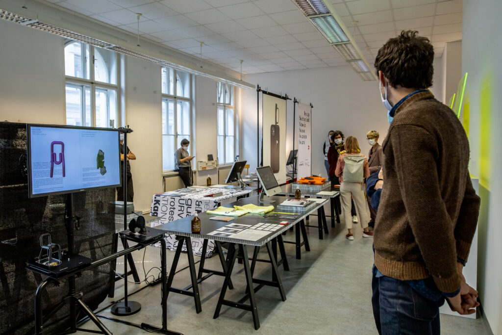 Design Switzerland at Vienna Design Week (Copyright VIENNA DESIGN WEEK - Stefanie Freynschlag - Kollektiv Fischka, Vienna Design Week)