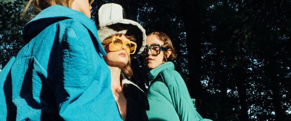 Ania Marincek and Julia La Mendola - sustainable eyewear and accessories design studio (c) Arnaud Ele